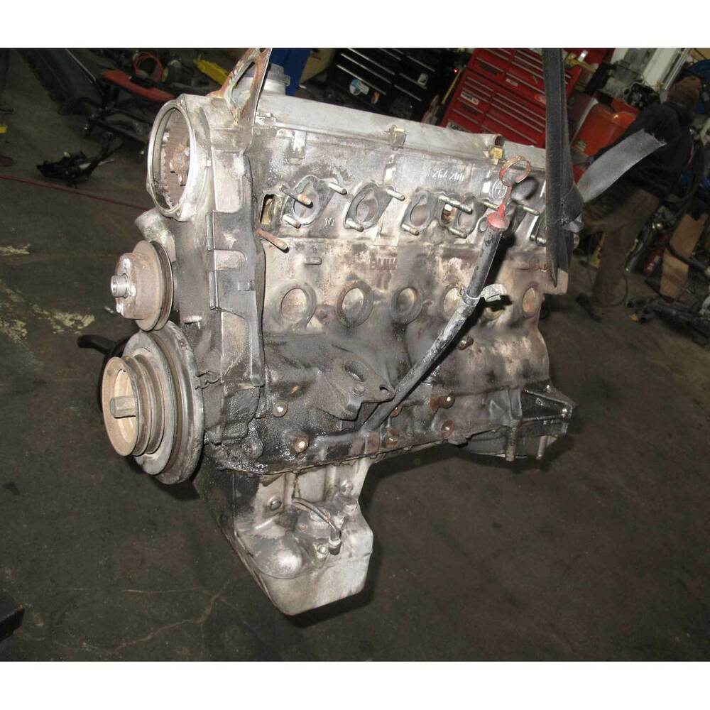 Details About 1984 1987 Bmw E30 325e M20 2 7l Eta 6 Cyl Engine Embly Coupe Sedan Used Oem