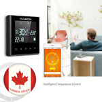New Universal Smart WiFi Programmable Digital Touch Screen Thermostat Controller