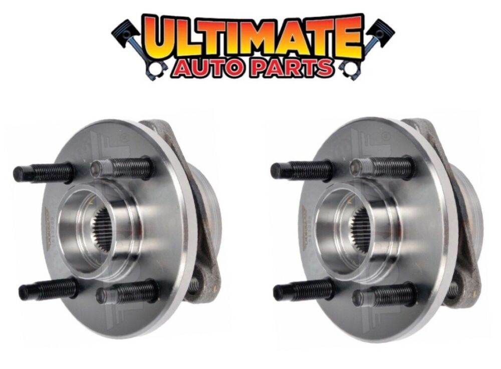 2006 fits Saturn Ion Front Hub Bearing Assembly With Two Years Manufacturer Warranty One Bearing Included Vehicle with no ABS