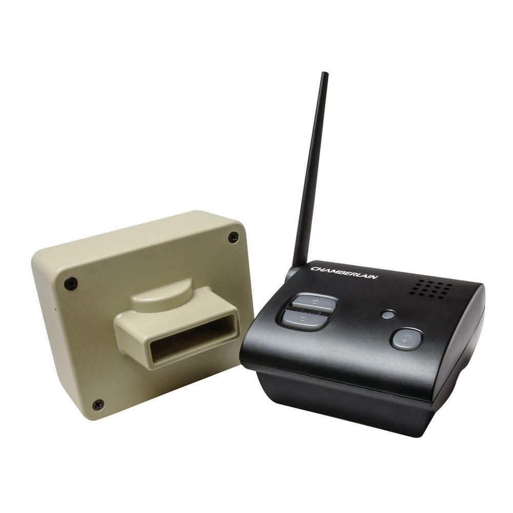 1 2 Mile Long Range Wireless Driveway Alarm Professional