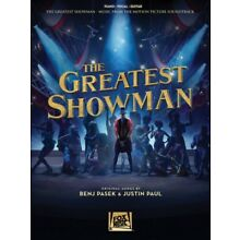 The Greatest Showman Sheet Music from Movie Soundtrack Piano Vocal NEW 000250373