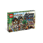 LEGO 10193 Castle Medieval Market Village Kingdoms NEW IN BOX, FACTORY SEALED!
