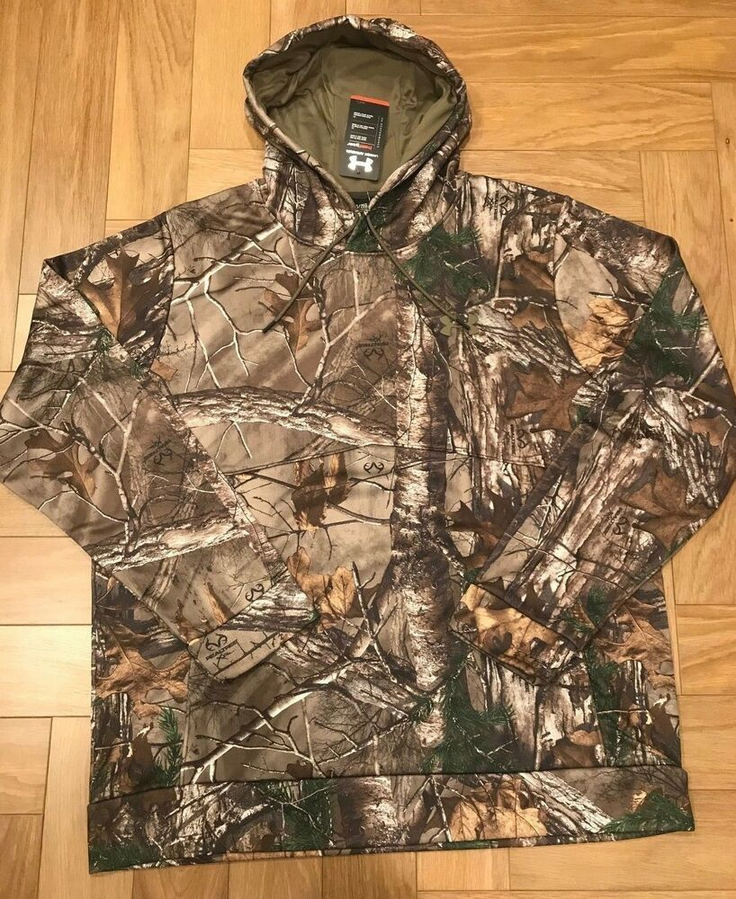 Details about Under Armour Men s Storm Camo small Logo Hoodie d85841a4c5fa