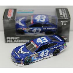 2015 ARIC ALMIROLA #43 U.S. Air Force 1:64 Action Diecast In Stock Free Shipping