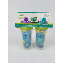The First Years Disney/Pixar Monsters Inc Insulated Sippy Cup 9 Oz Baby Cups 2pk
