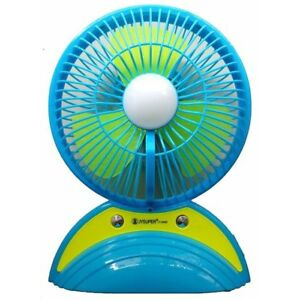Multipurpose Rechargeable Fan With USB