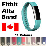 For Fitbit Alta Alta HR ACE Band Replacement Wrist Silicone Smart Watch Band S-L
