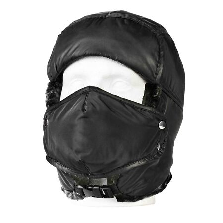 img-Portwest Winter Trapper Cap Cold Snow Weather Extreme Guard HA13