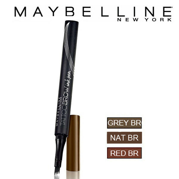 Maybelline new york tattoo brow ink pen eyebrow tattoo for Eyebrow tattoo pen