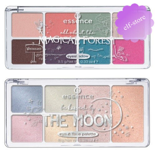 Details about Essence Cosmetics Eye & Face Palette Eyeshadow Highlighter MakeUp