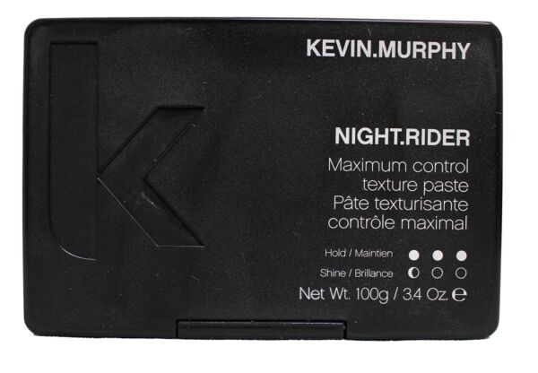 Kevin Murphy Night Rider  Maximum Control Texture Paste, 3.4 oz 100 grms Free SH