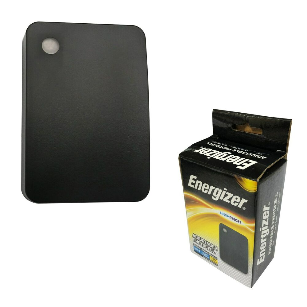Energizer Photocell Outdoor Light Switch Dusk Till Dawn Sensor Buy Switchlight Lightswitch Timer Ebay
