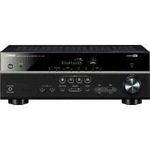 Open-Box Excellent: Yamaha - 5.1-Ch. 4K Ultra HD A/V Home Theater Receiver - ...