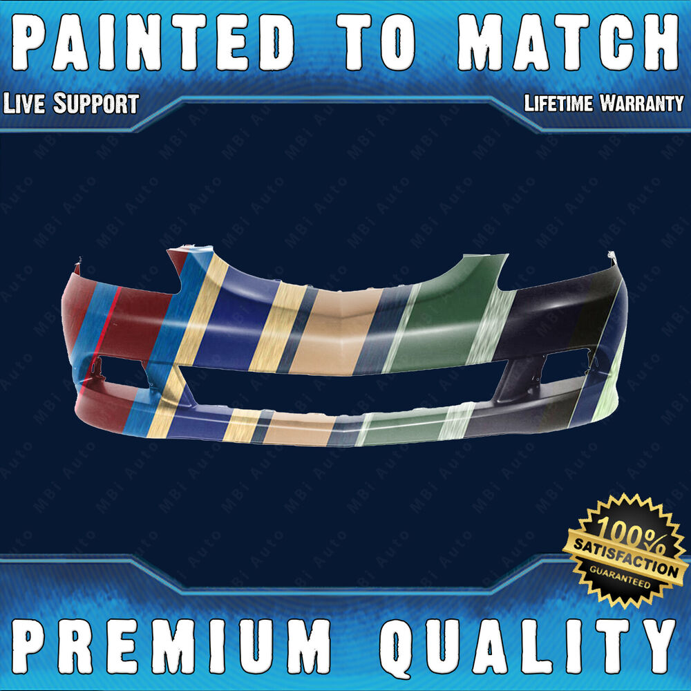 1000 Ideas About 2006 Acura Rsx On Pinterest: NEW Painted To Match Front Bumper Cover Fascia Right Fit