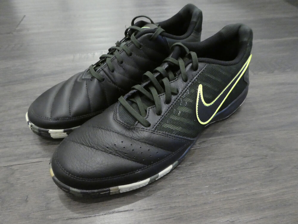 f417a8886 Details about Nike Gato II indoor soccer shoes sneakers new 580453 007 camo  rare size 13