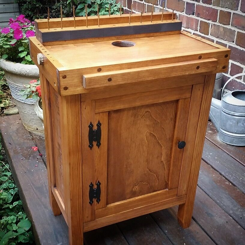 Portable Fly Tying Table Benches Desks Trout Bass Fly