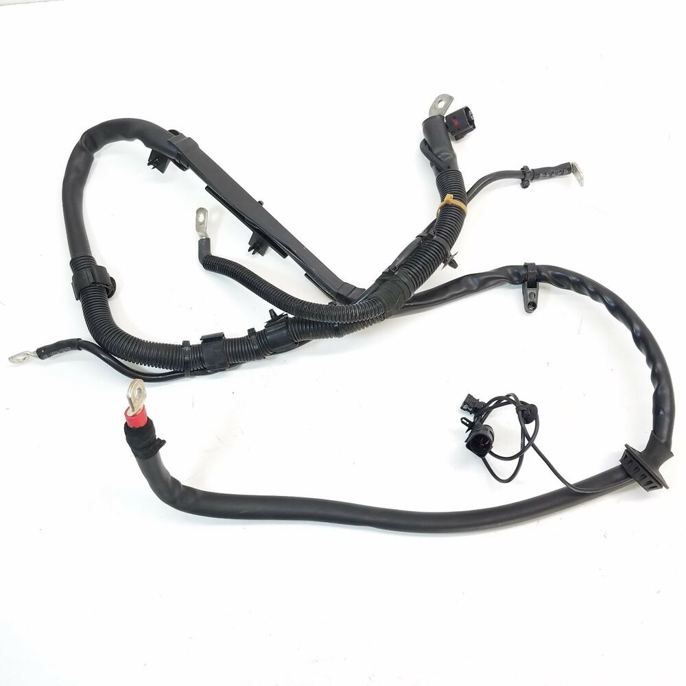 2008 07 08 Audi Rs4 Positive Battery Cable Wire Wiring Harness Specialist Inc Plug Loom Oem Ebay