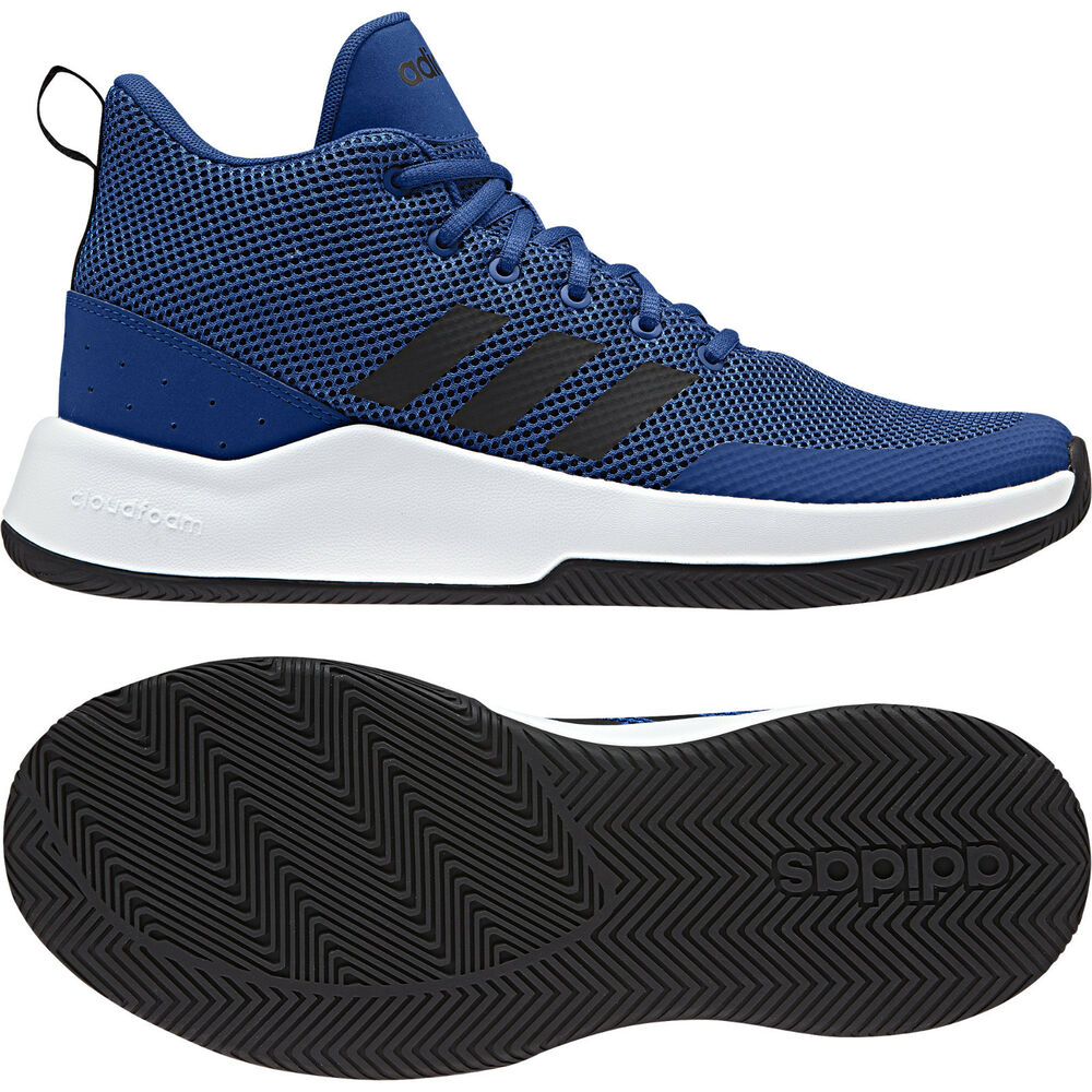 finest selection 504f7 c4eee Adidas Men Shoes Basketball Training Speed End 2 End Mid Running NBA New  BB7019  eBay