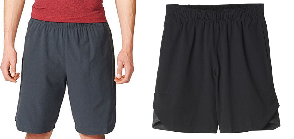 00a7b5aab86e Details about adidas Performance Men s Athlete ID Shorts