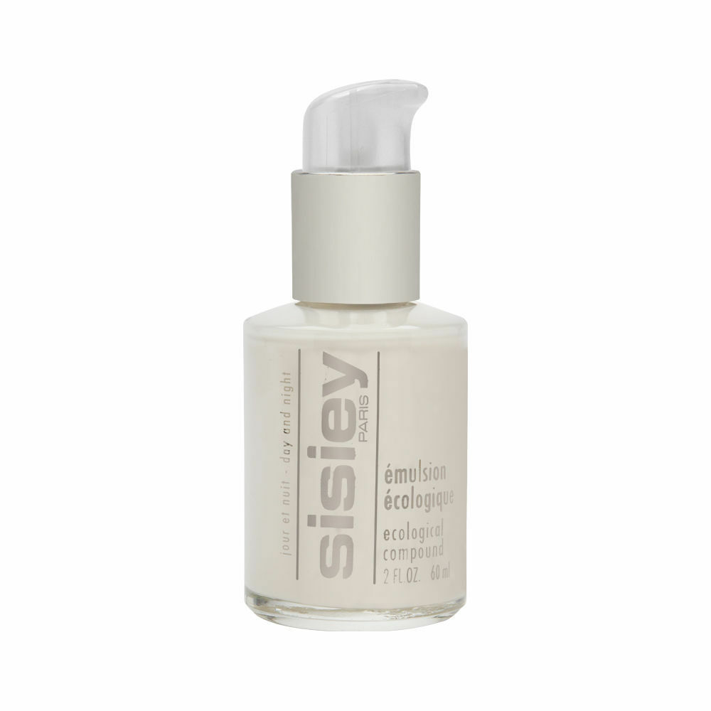 Sisley Ecological Compound Day & Night (With Pump) 60ml/2oz OLAY Age Defying Anti-Wrinkle Daily SPF 15 Lotion 3.40 oz (Pack of 3)