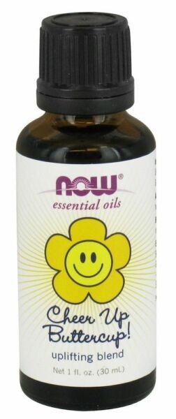 Now Foods - Essential Oils, Cheer Up Buttercup! Uplifting Blend, 1 fl oz (30 ml)
