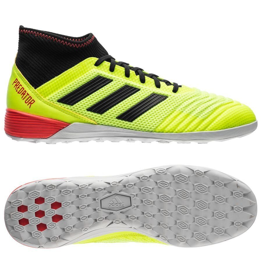 brand new 2c041 3520a Details about Adidas Men Soccer Shoes Futsal Predator Tango 18.3 Indoor  Football DB2126 New