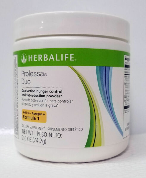 Herbalife Prolessa Duo 7 Day Fast Shipping