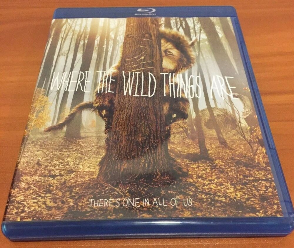 Where the Wild Things Are (Blu-ray Disc) | eBay
