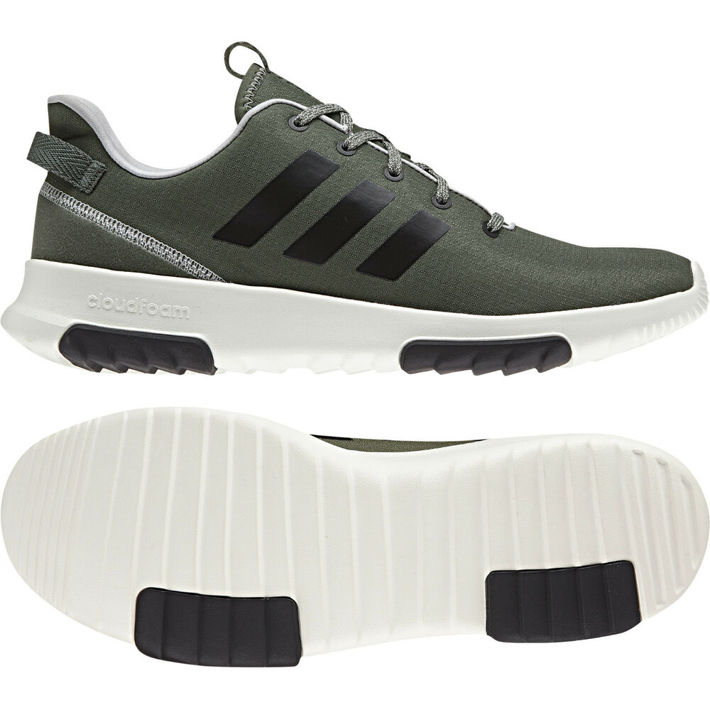 sale retailer 526b2 dad9c Details about Adidas Neo Men Shoes Cloudfoam Racer TR Running Training  Trainers B43661 New