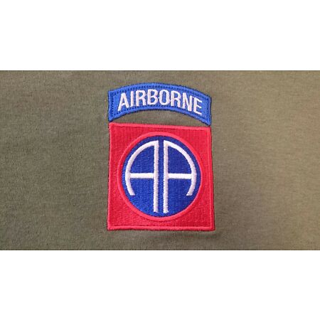 img-USA UNITED STATES ARMY 82nd AIRBORNE DIVISION POLO SHIRT