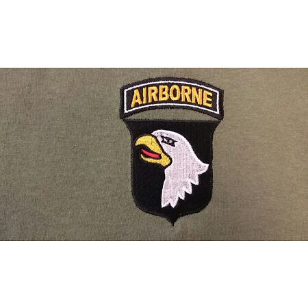 img-USA UNITED STATES ARMY 101st AIRBORNE DIVISION POLO SHIRT