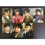 BTS OFFICIAL PREORDER BENEFITS ARMY BOMB VER.3 MINI PHOTOCARDS [ PHOTOCARDS ONLY