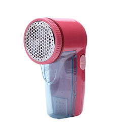 Kyпить Electric Clothes Lint Fluff Remover Fabric Sweater Fuzz Shaver Battery Power на еВаy.соm