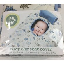 Little Me Puppy Dogs Cozy Car Seat Cover 19