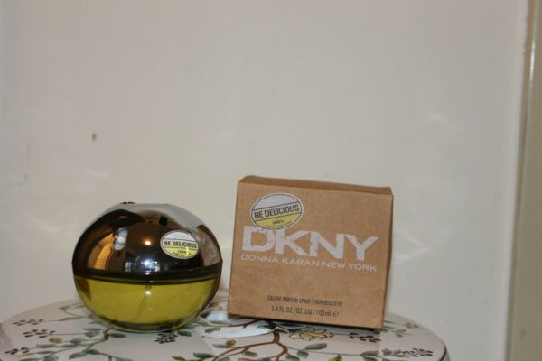 Be Delicious Dkny by Donna Karan Perfume for Women 3.4 oz Edp