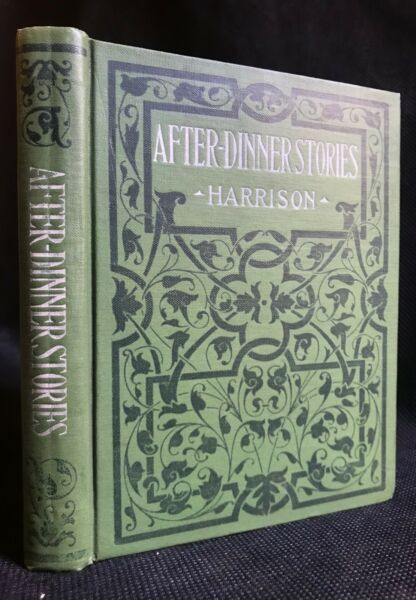 6fe88a390 John Harrison AFTER DINNER STORIES Penn Publishing Co 1908 umorismo aneddoti