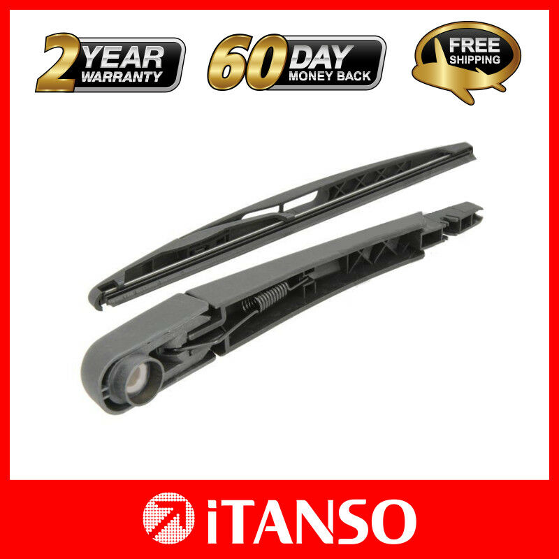 Rear Wiper Blade With Arm Set Back Windshield Fit For Chevrolet Aveo