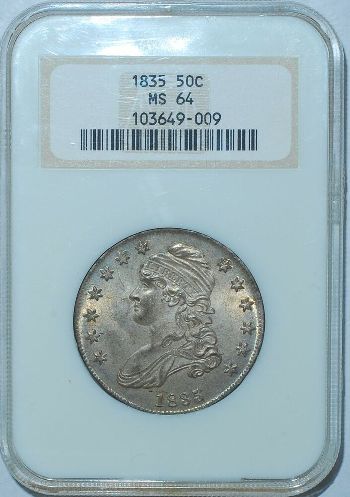 1807 50c Pcgs Xf40 draped Bust Great Early Type Coin Bust Half Dollar Last Style