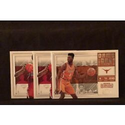 2018-19 Contenders Draft Picks Basketball Game Day Ticket Cards Lot You Pick