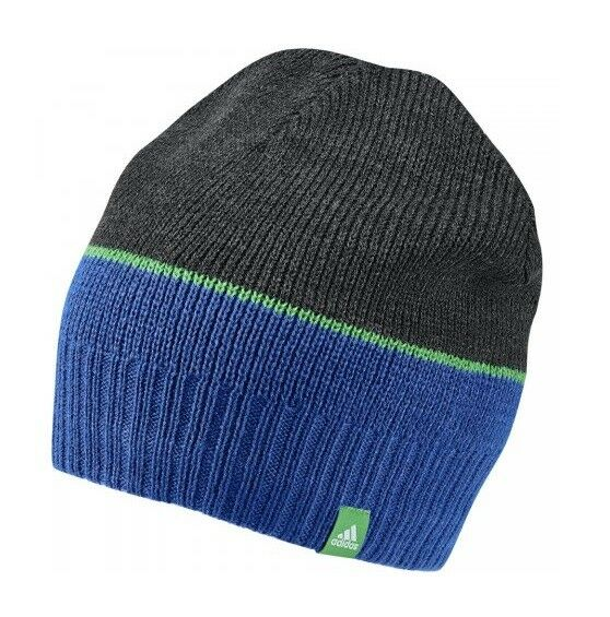e2e04a4195d Details about Adidas Kids Boys Beanie Lifestyle Hat Striped Toddlers Cap  Baby DJ2267 Infants
