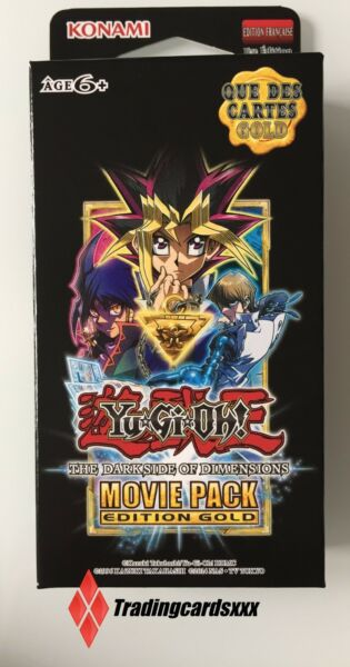 ♦Yu-Gi-Oh!♦ Movie Pack Edition Gold : The Darkside of Dimensions - VF/MVP1-FRG