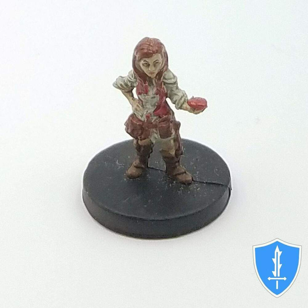 Halfling Rogue - Monster Menagerie 2 #4 D&D Miniature | eBay