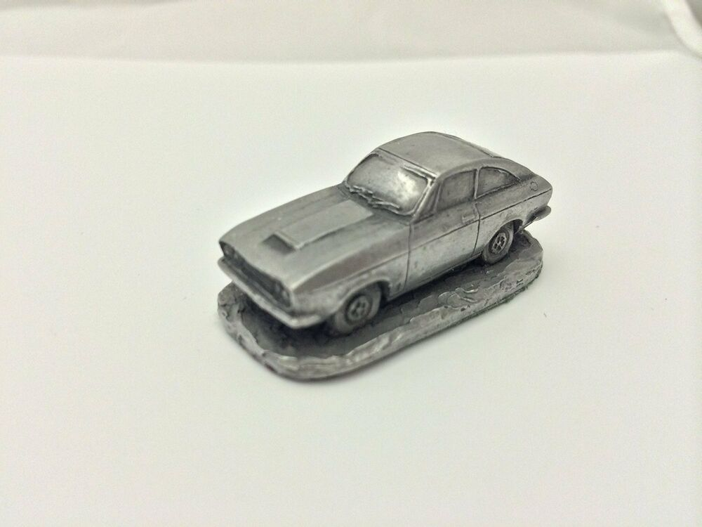 Reliant Regal Saloon Ref201 Pewter Effect 1:92 Model Scale Car Vehicle Parts & Accessories