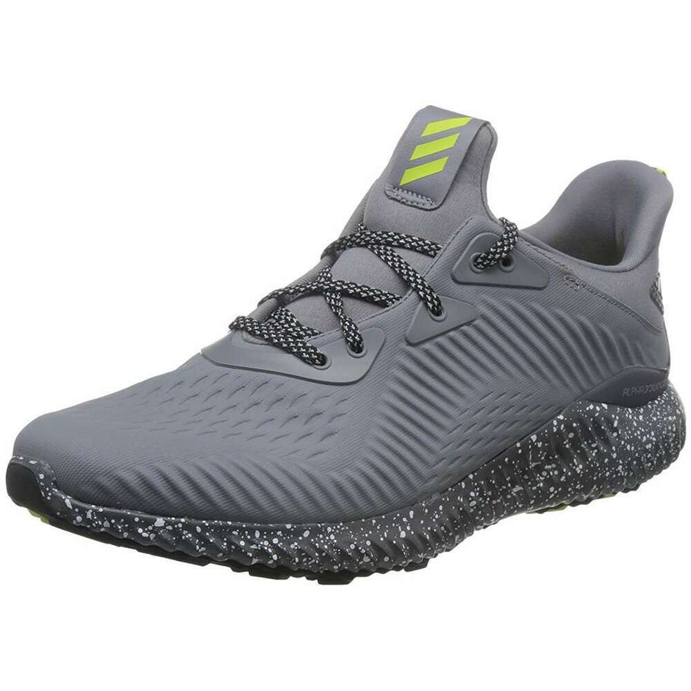 366708734 Details about Adidas Men Athletic Shoes Alphabounce Em Ctd Running Shoe Gray
