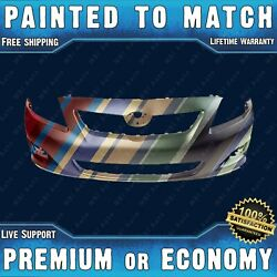 Kyпить NEW Painted To Match - Front Bumper Cover Fascia for 2009 2010 Toyota Corolla на еВаy.соm