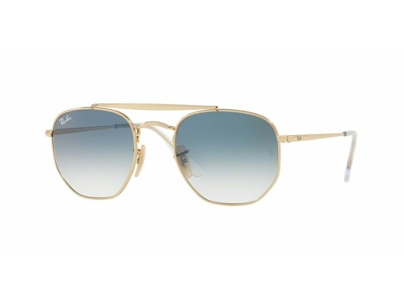 224aed7d504 sunglasses Ray Ban marshal double bridge RB3648 color code 001 3F