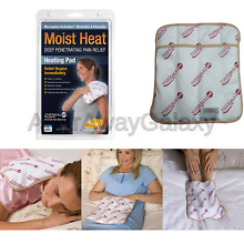 Thermalon Microwave Activated Moist Heat Pad for Shoulder, Abdomen, Back, Hip...