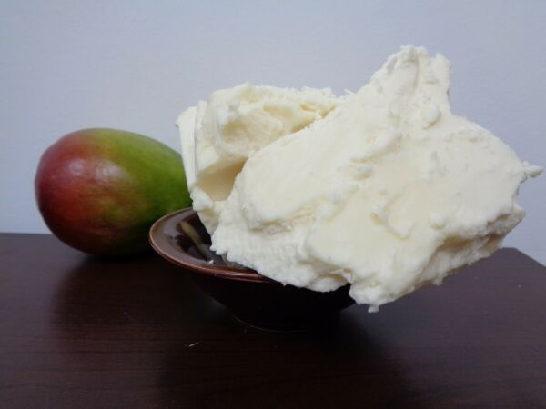 Raw MANGO BUTTER Unrefined Organic 100% Pure Premium Quality - Choose Size