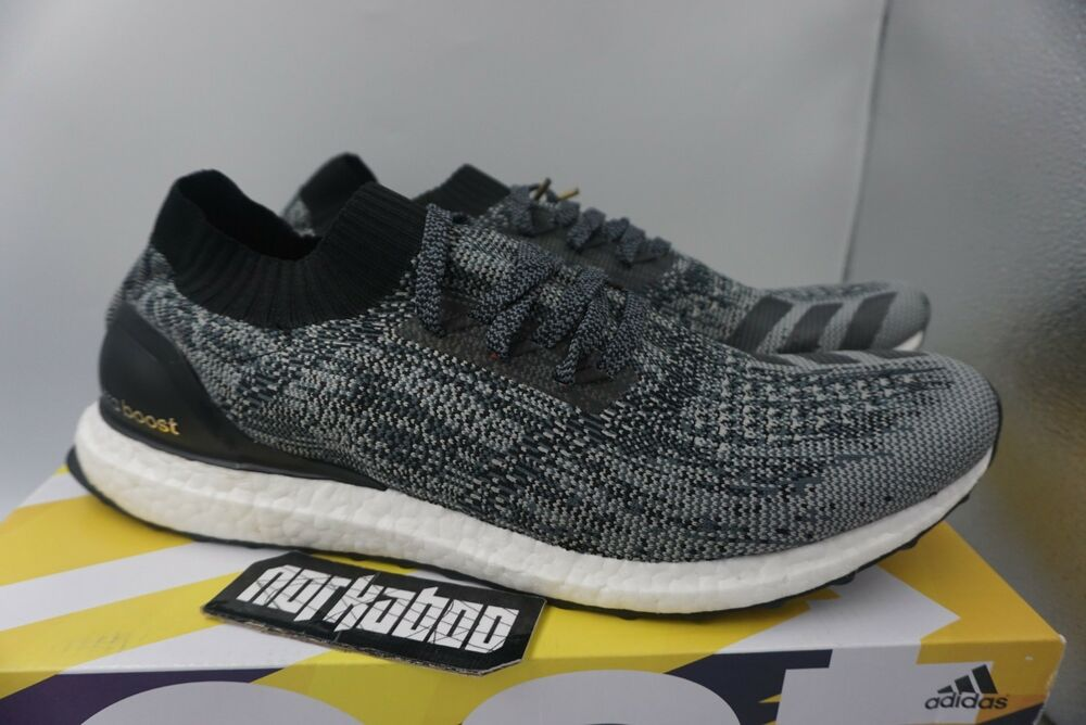 ecb0225cf0e41 Adidas Ultra Boost Uncaged Black White BB3900 4056567554902