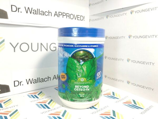 Youngevity Beyond Osteo Fx powder Dr. Wallach approved new Original packaging!